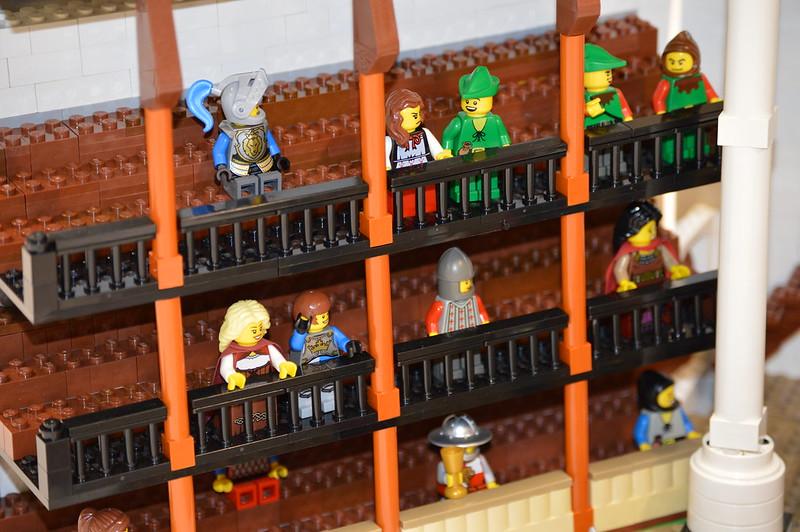 Left Balconies