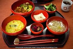 Satori Lunch Set