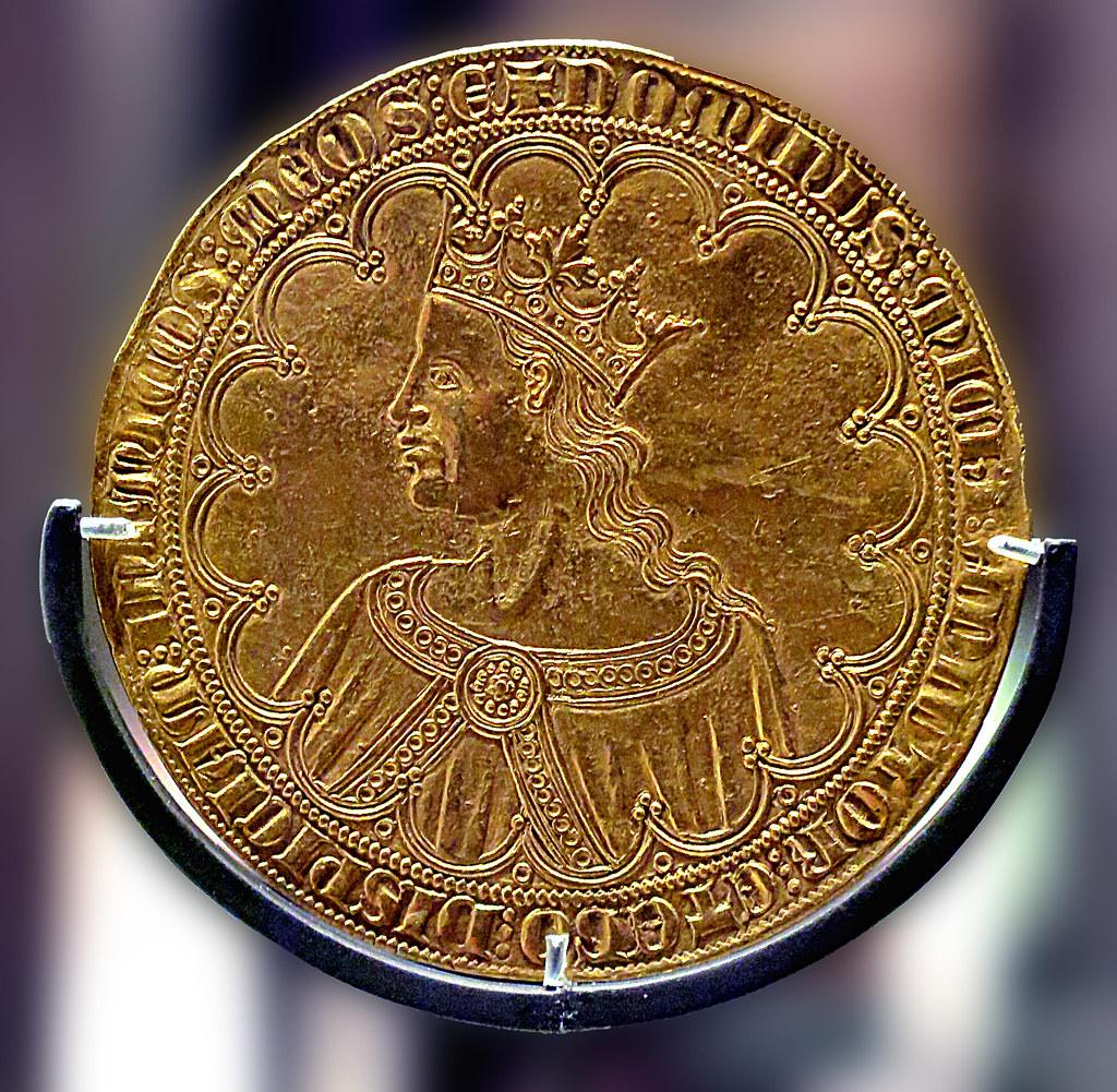 Gran dobla de Pedro I de Castilla