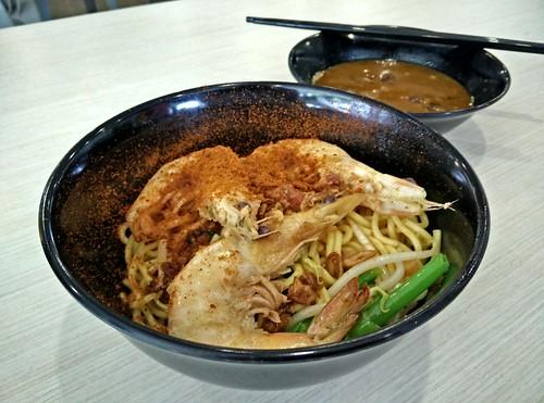 S$5 Prawn Noodle