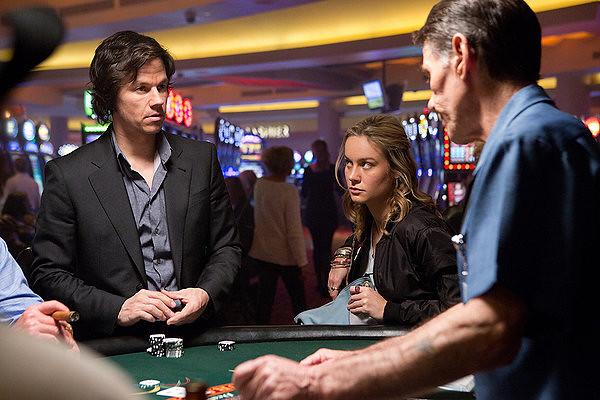 Mark Wahlberg and Brie Larson play a losing game in THE GAMBLER.
