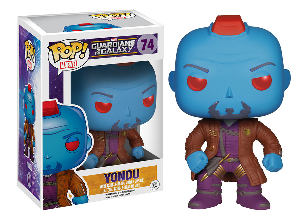 FUNKO POP! MARVEL【星際異攻隊】Guardians of the Galaxy 第二彈