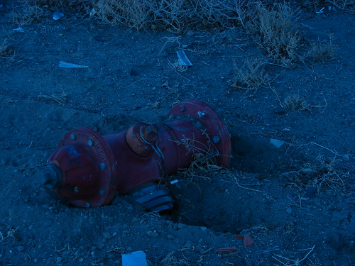 Front Street Hydrant Accident