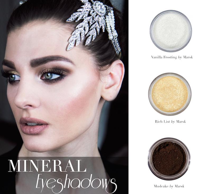 Mineral Eyeshadows Marsk