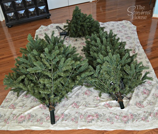 3 Part Christmas Tree