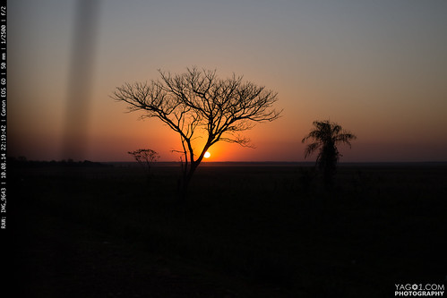 sunset southamerica canon paraguay ontheroad eos6d yago1
