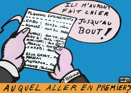 LE JOUR D'APRES DE PATRICK PELLOUX