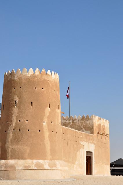 Fort Al Zubara décembre 2014 (1)