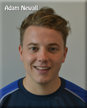 Adam Newall - Physiotherapist