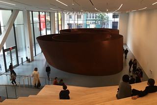 SF MoMA - Opening Richard Serra Sequence