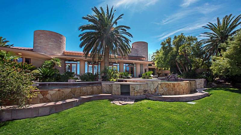 Дом в Лас-Вегасе Памелы Андерсон и Рика Саломона