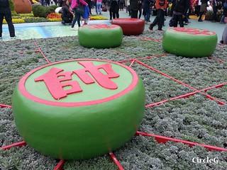 CIRCLEG 遊記 維多利亞公園 銅鑼灣 花展 2016 (6)