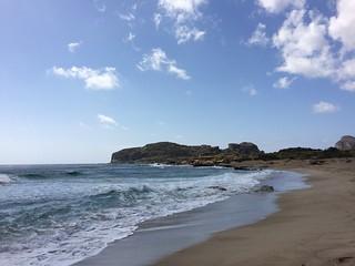 Image de Falasarna. holidays may crete beaches hfholidays hf falasarna westerncrete walkingholidays
