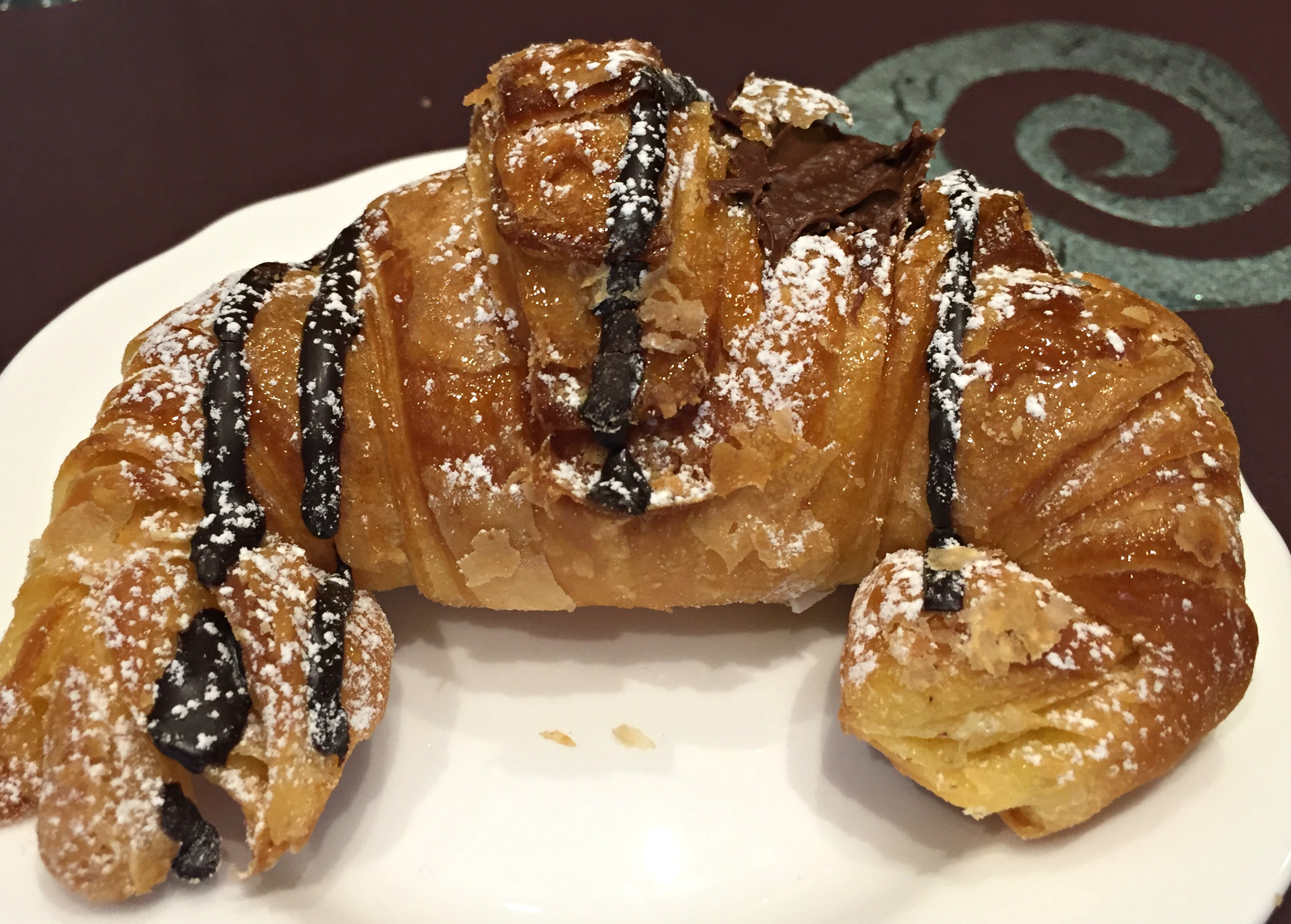 Chocolate Coissant