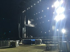 Main stage light test