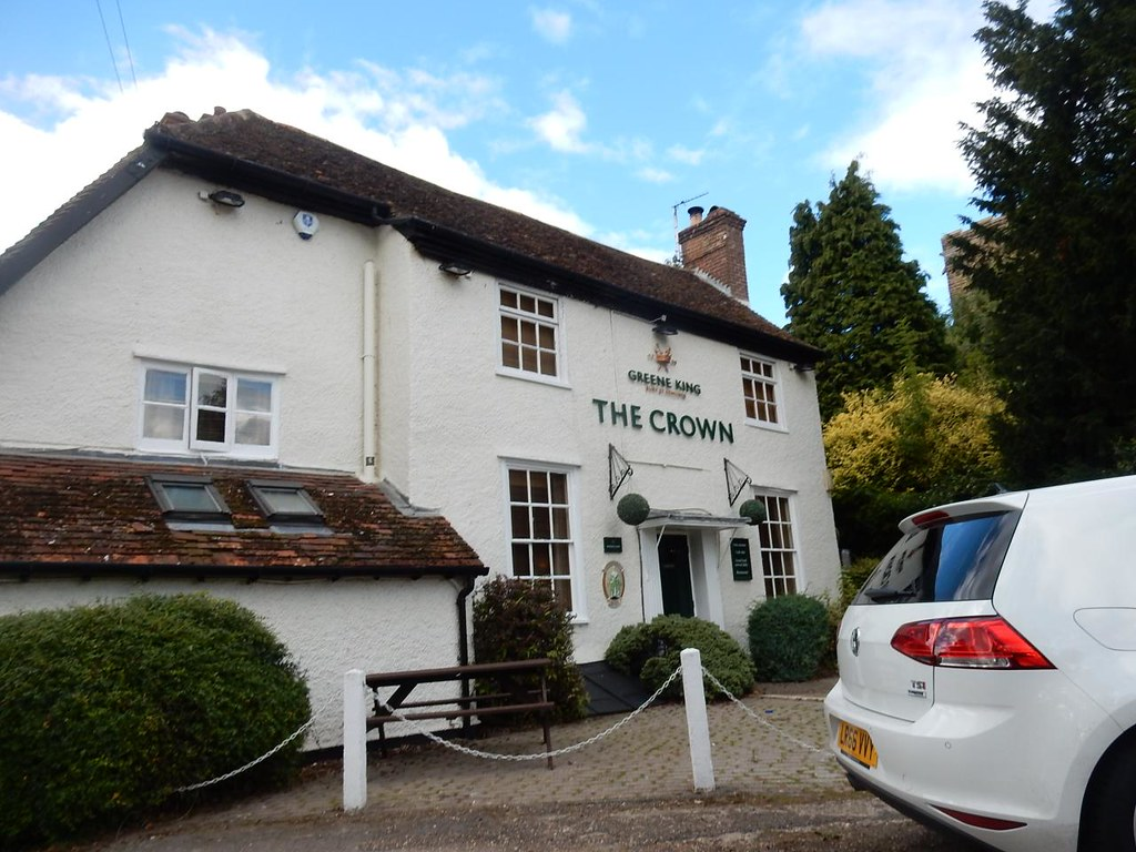 The Crown, Northill Sandy to Biggleswade