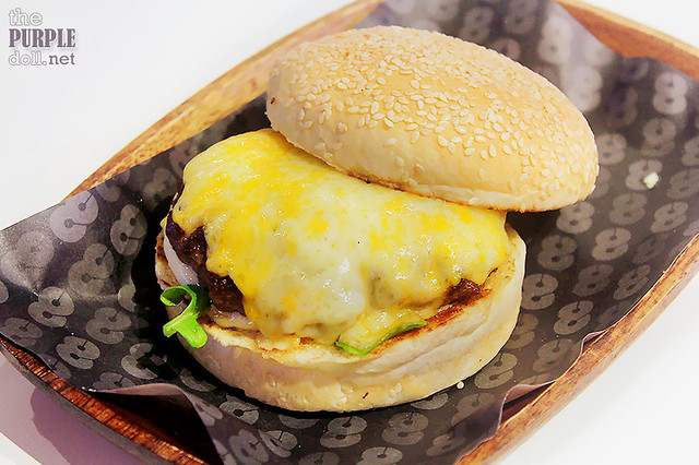 Four Cheese (P245; Double Patty P345)