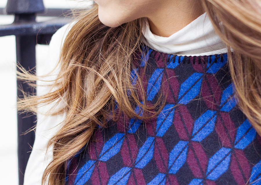 & Other Stories polo neck
