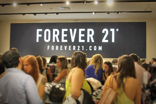 Forever 21 Porto Alegre De Repente Tamy