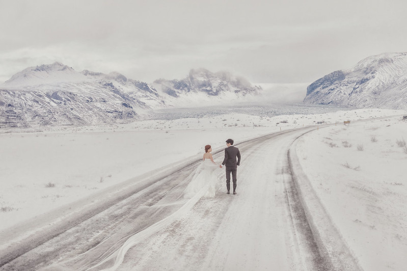 海外婚紗, 冰島婚紗, Iceland, Fine Art, 世界婚紗, 自主婚紗, 婚攝東法, 冰河湖