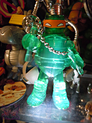 Nickelodeon  TEENAGE MUTANT NINJA TURTLES ; MINIMATES :: MUTAGEN MICHELANGELO ix (( 2014 ))