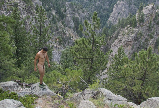 naturist 0007 Dream Canyon, Colorado, USA
