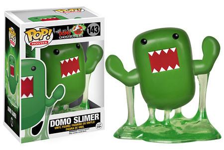 FUNKO POP! MOVIES 系列【魔鬼剋星 X 多摩君】Ghostbusters X DOMO