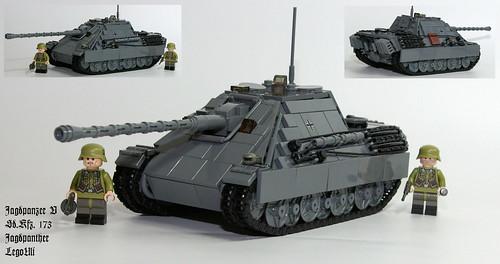 Jagdpanther by LegoUli