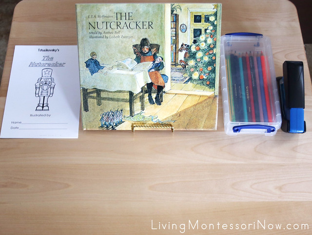 Illustrating the Nutcracker Activity