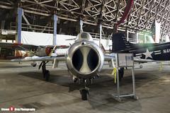 N2503N 319 - 1F0319 - Private - PZL-Mielec Lim-6 MIG-17 - Tillamook Air Museum - Tillamook, Oregon - 131025 - Steven Gray - IMG_8027