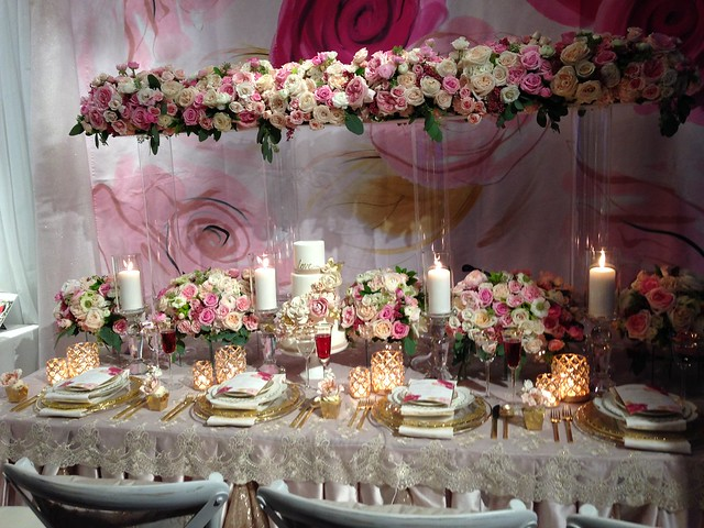 WedLuxe Wedding Show 2015