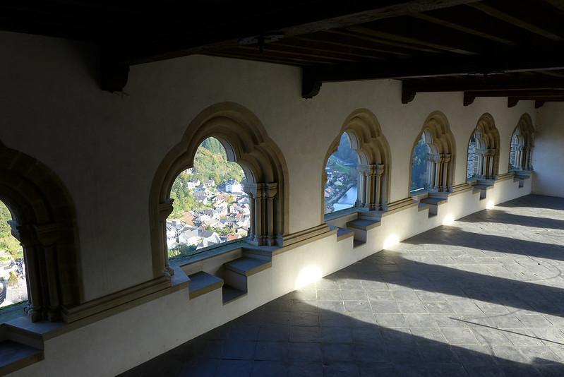 Vianden (Luxembourg) - 28 - Salle byzantine
