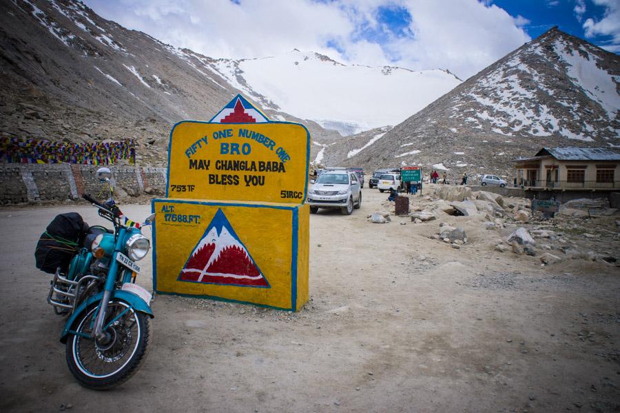 Перевал Чанг Ла © Kartzon Dream - авторские путешествия, авторские туры в Индию, тревел фото, тревел видео, фототуры