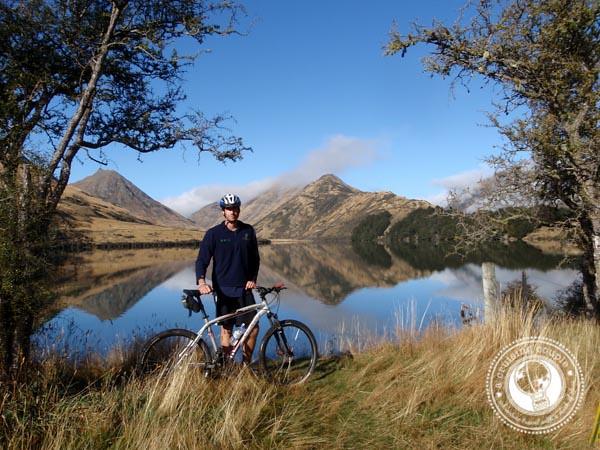 Mountain Biking in New Zealand
