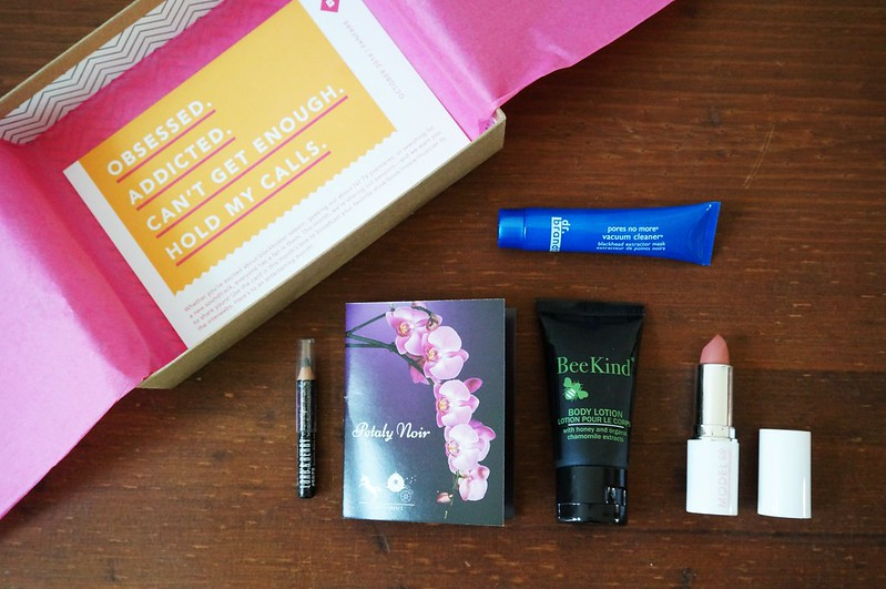 Birchbox October 2014 1
