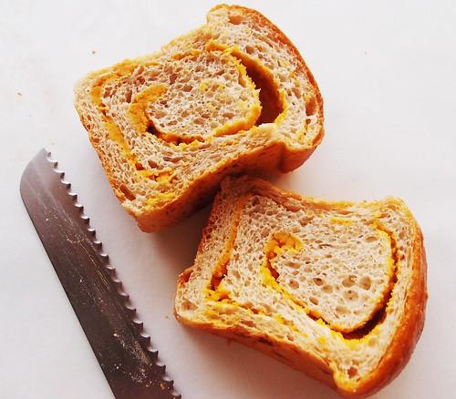 樂米工坊米麵包地瓜吐司