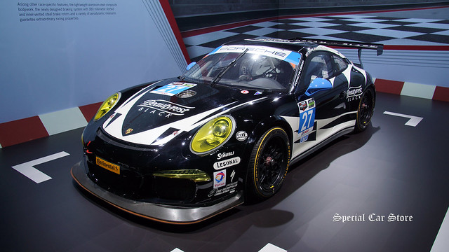 2014 Porsche 911 GT America