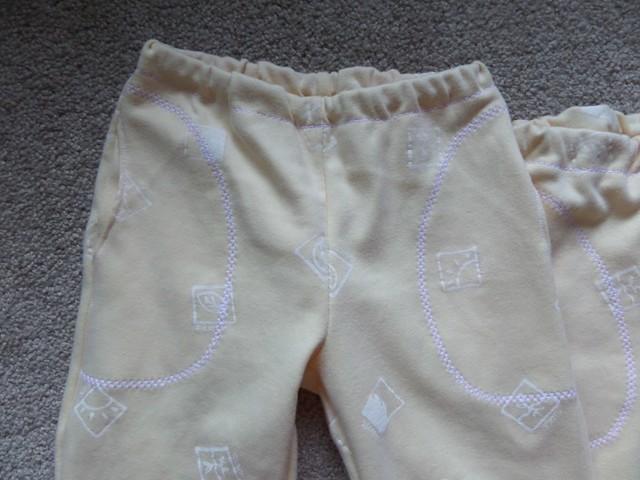 jogging pant pockets