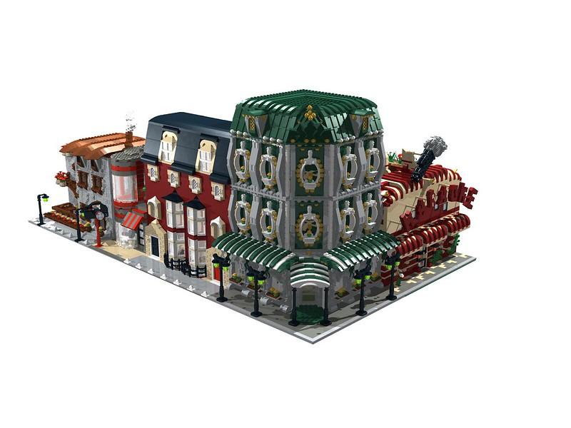 [Digital MOC]:Modular Cottage House 15785579166_be17eba5ce_c