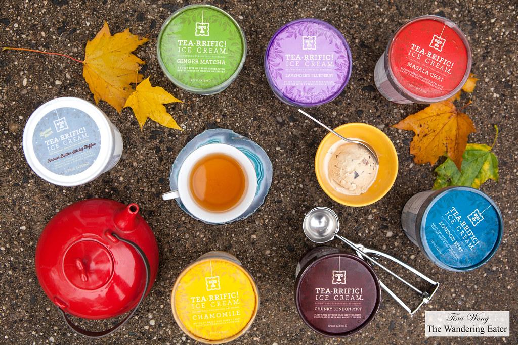 tea-rrific ice creams [flickr]