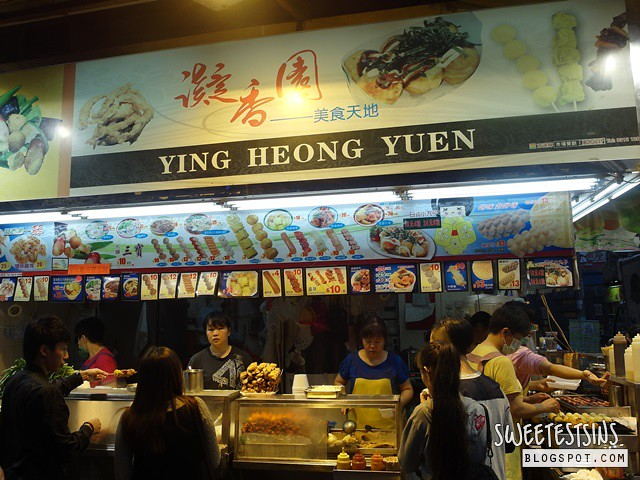 must try street food in hong kong central