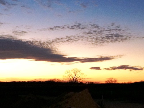 sunset texas