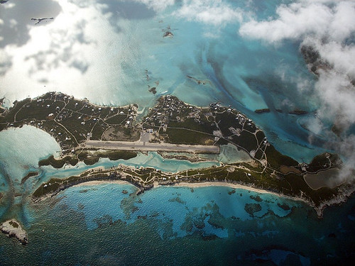Exuma島。圖片來源:Daniel Piraino CC BY-NC-SA 2.0