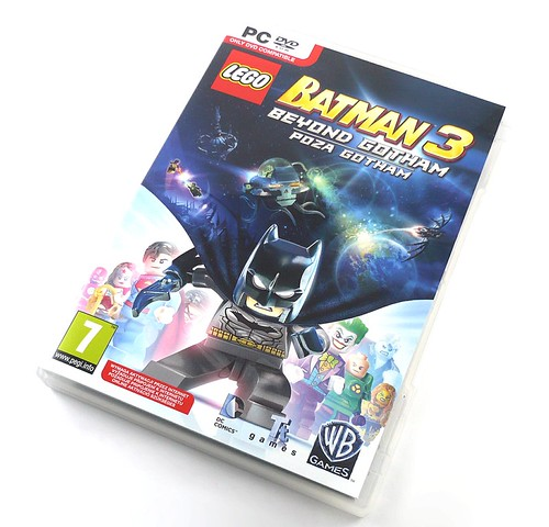 LEGO DC Batman 3 Beyond Gotham Poza Gotham Box3