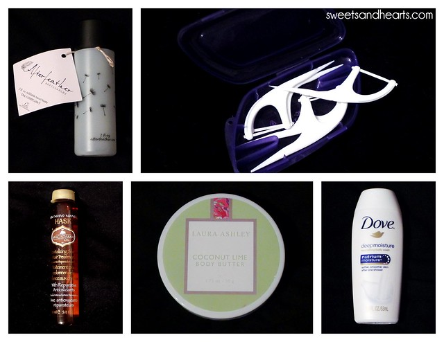 Beauty Box 5 November Review + Unboxing with Afterfeather, DenTek, HASK, Laura Ashley & Dove