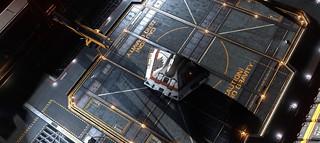 Sidewinder at Zudov Orbital