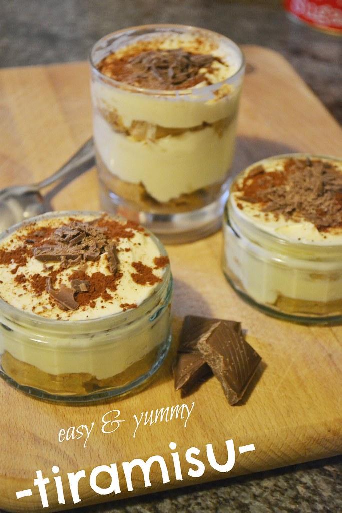 yummy tiramisu recipe