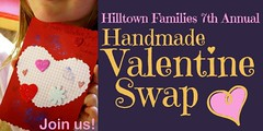 7th Annual Handmade Valentine Swap