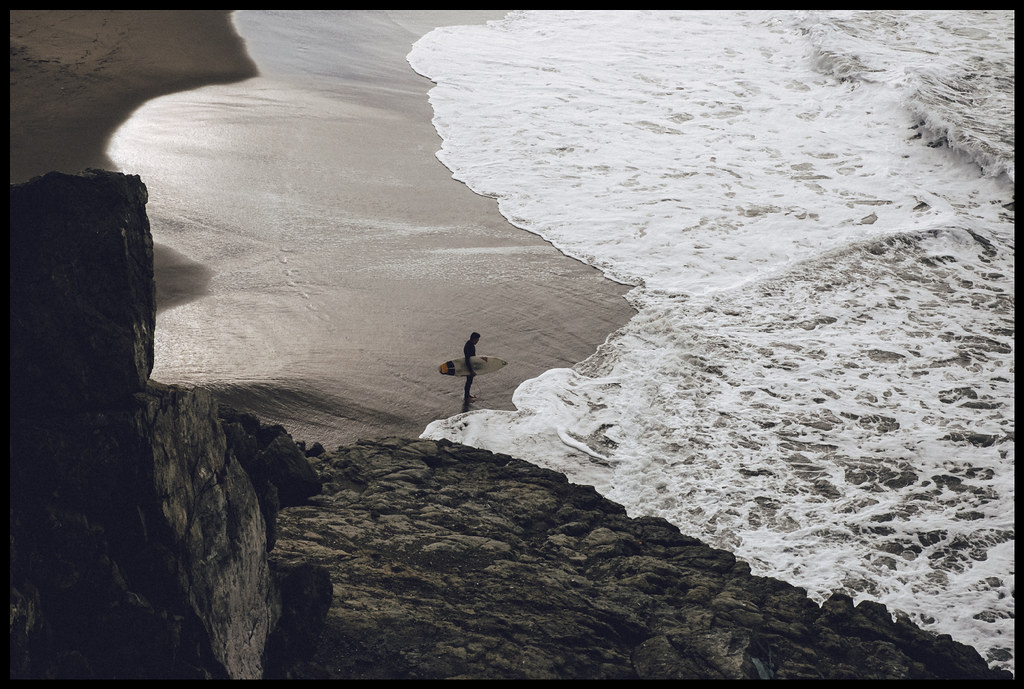 Surfer - San Francisco - 2014