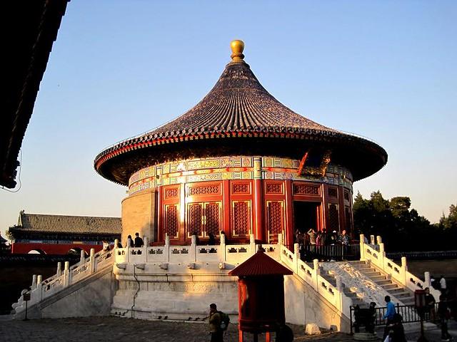 Como ir Templo del Cielo de Pekín